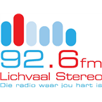 Lichvaal stereo South Africa, Lichtenburg