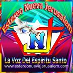 Estereo nueva Jerusalem GT USA