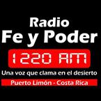 Fe y Poder Radio 1220 AM Costa Rica, Puerto Limon