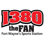 1380 The Fan 1380 AM United States of America, Fort Wayne