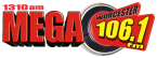MEGA 106.1 1310 AM USA, Worcester