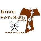 Radio Santa Maria 1490 AM Ecuador, Azogues