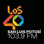 LOS40 San Luis Potosí 103.9 FM 103.9 FM Mexico, San Luis Potosí