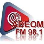 Adeom FM 98.1 98.1 FM Uruguay, Florida