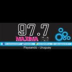MAXIMA FM 97.7 97.7 FM Uruguay, Paysandú