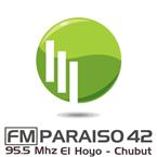 Radio Paraiso 42 95.5 FM Argentina, Comodoro Rivadavia