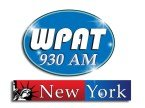 WPAT-930AM 930 AM United States of America, Paterson