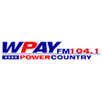 WPYK 104.1 FM USA, Huntington-Ashland
