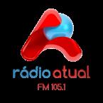 Rádio Atual FM 105.1 FM Brazil, Vitória de Santo Antão