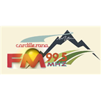 Radio Cordillerana 99.5 FM Argentina, Junin de los Andes