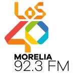 LOS40 Morelia 92.3 FM 92.3 FM Mexico, Morelia