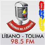 Colombia Stereo Libano 98.5 FM Colombia, Libano