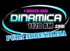 DINAMICA1120 1120 FM USA, Bristol