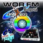 WOR FM Rock And Pop Bogotá Colombia, Bogota