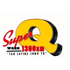 Super Q 1300 1300 AM USA, Tampa