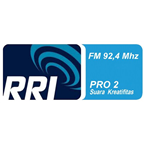 PRO 2 RRI Medan 92.4 FM Indonesia, Medan