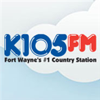 K105 105.1 FM United States of America, Wayne