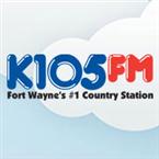 K105 105.1 FM United States of America, Wayne