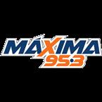 Máxima 95.3 95.3 FM USA, Laurel