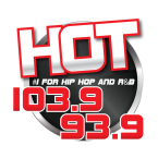 Hot 103.9 93.9 FM 93.9 FM United States of America, Winnsboro