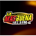 La Más Buena 102.5 FM Mexico, Saltillo