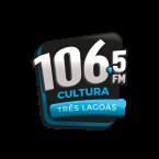 Cultura FM Três Lagoas 106.5 FM Brazil, Três Lagoas