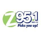 Z-95.1 95.1 FM USA, Charlottesville