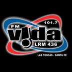 Fm Vida Las Toscas 101.7 FM Argentina, Las Toscas
