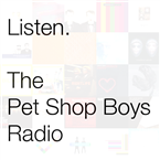 Listen. The Pet Shop Boys Radio France