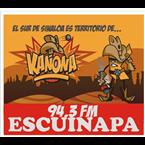 La Kañona 94.3 FM Mexico, Escuinapa de Hidalgo