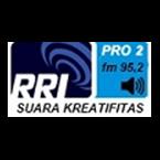 PRO2 RRI Surabaya 95.2 FM Indonesia, Surabaya