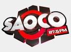 Saoco 87.5 FM 90.1 FM Dominican Republic, Santiago de los Caballeros
