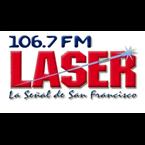 Laser 106.7 FM Dominican Republic, San Francisco de Macorís