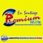 Premium 101.1 FM 101.1 FM Dominican Republic, Santiago de los Caballeros