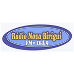 Radio Nova Birigui FM 104.9 FM Brazil, Araçatuba