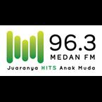 Medan FM 96.3 FM Indonesia, Medan