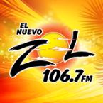 El Zol 106.7 106.7 FM USA, Fort Lauderdale