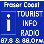Tourist FM Radio 87.8 FM Australia, Hervey Bay