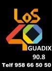 Los 40 - Guadix 90.8 FM Spain, Guadix