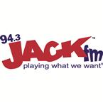 Jack FM 94.3 FM United States of America, Neenah