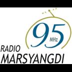 Radio Marsyangdi 95.0 FM Nepal, Lamjung District