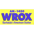 WROX 1450 AM USA, Clarksdale