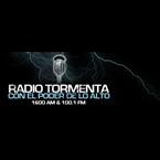 Radio Tormenta 1600 AM Mexico, Morelia