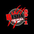 La Bestia Grupera 89.1 FM Mexico, Ensenada