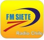 FM Siete Rock 97.3 FM Chile, Calama