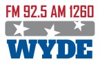 WYDE-AM/FM 101.1 FM United States of America, Cullman