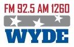 WYDE-AM/FM 101.1 FM USA, Cullman