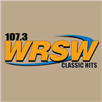 Classic Hits 107.3 WRSW 107.3 FM USA, Wayne