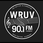 WRUV 90.1 FM USA, Burlington