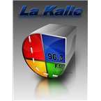 La Kalle 96.3 Dominican Republic, Moncion